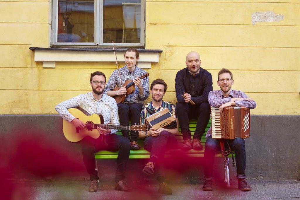Helsinki Ceilidh Band